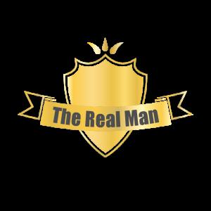 The Real Man logo