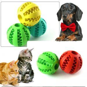 Snackball fogtisztító fejlesztő labdajáték