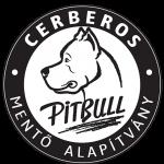 Cerberos Pitbull mentő alapítvány logo
